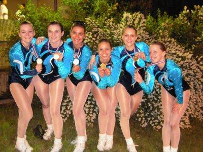 FIN DE CHAMPIONNATS FRANCE 2010