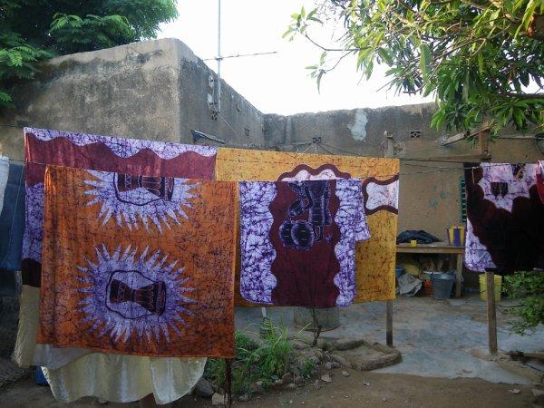 Pagne batik
