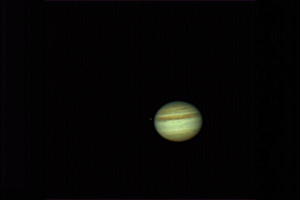 Jupiter en ce moment!