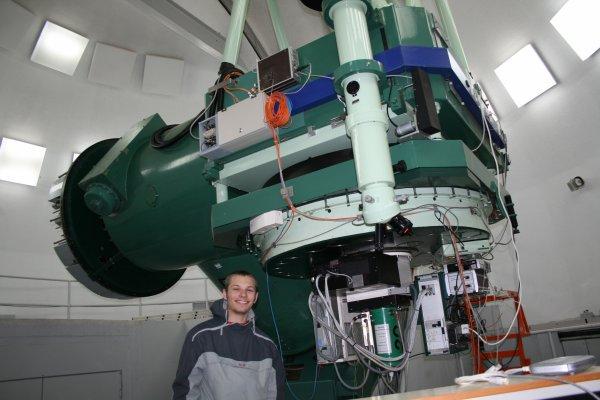 Séjour Observatoire Calar Alto(ALT: 2200m,Espagne)