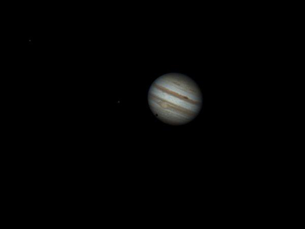 Jupiter! (meilleur image depuis que je fais de l'astro)