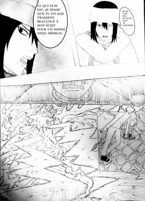 """Sasusaku doujinshi français partie 2 (et autres """"bonus"""" hahaha)"""