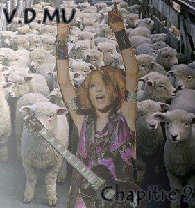 V.D.MU Chapitre 9 : Uruha le roi des moutons !