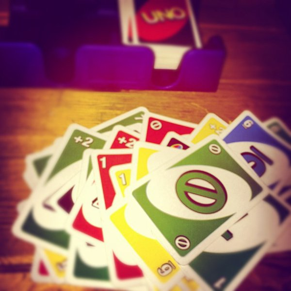 #UNO Time