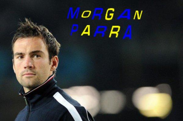 Morgan parra On t'adore tous tres fort