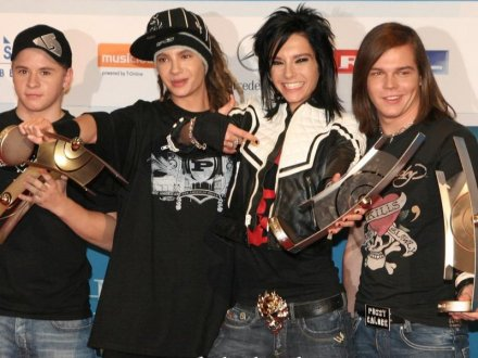 formation groupe tokio hotel