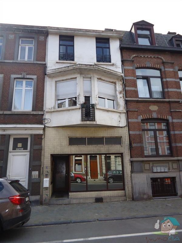Liège Guillemins : Mais à vendre 190.000 ¤