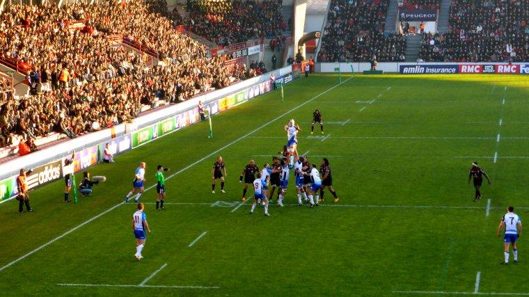 La Touche : Stade / Connath