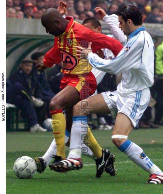 Pierre ISSA en action