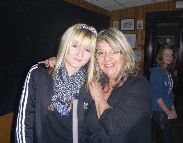 Ma rencontre avec Caroline le 19/03/2011♥