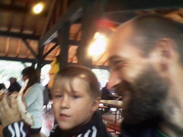 dimanche 09 aout  2015 walibi