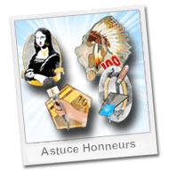 Honneurs Skyrock