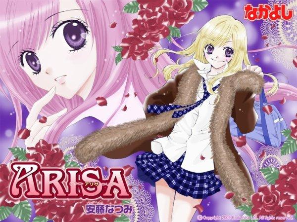Le manga 7: Arisa^^