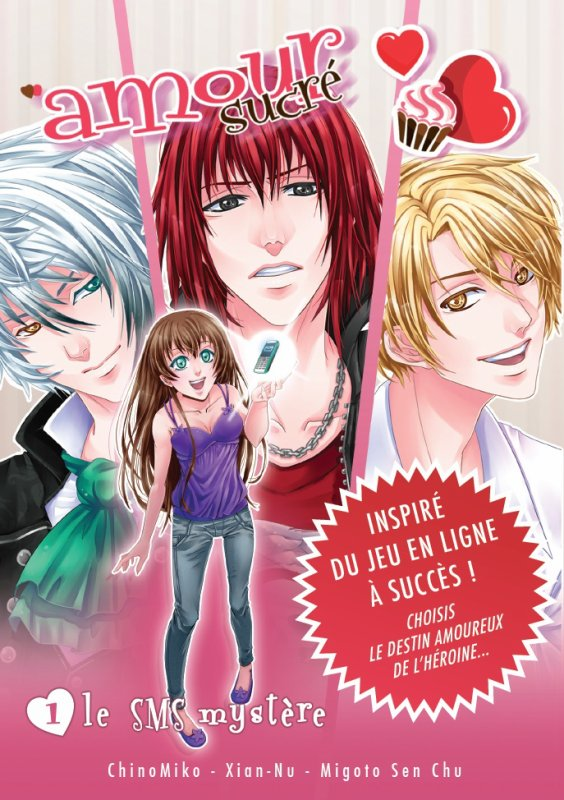 Le manga 3:Amour Sucre^^