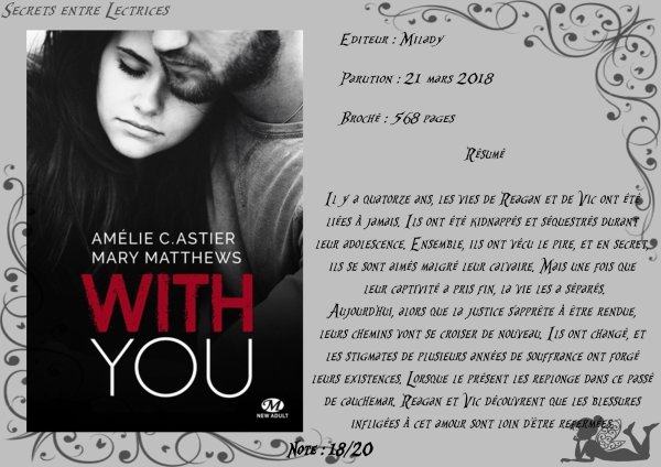 With You d'Amélie C. Astier et Mary Matthews