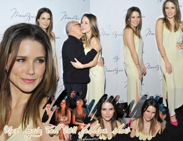 Les filles du Cast & la fashion Week