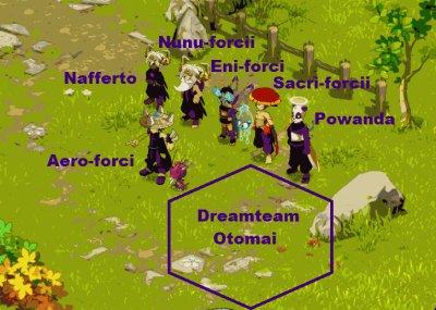 Naissance de Dreamteam Otomai !