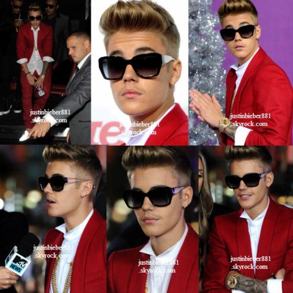 le 18 decembre 2013 - justin Avant-première du film Believe, Los Angeles