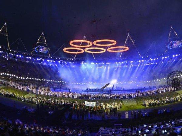 Cérémonie Officiel des Jeux Olympiques de Londres 2012 !!!!!!!!!!