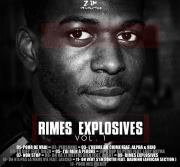 » ZIMON - RIMES EXPLOSIVES VOLUME