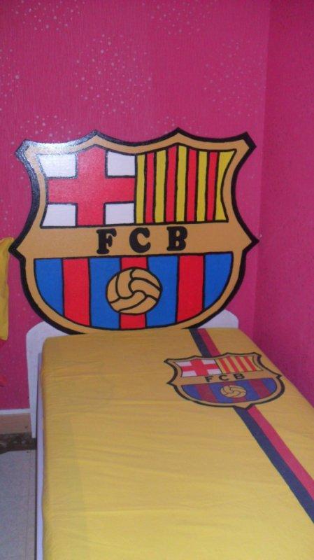 tete de lit fc barcelona