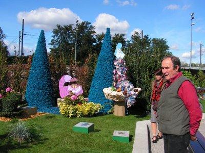 belle journée a la fète d'octobre de mulhouse 2011