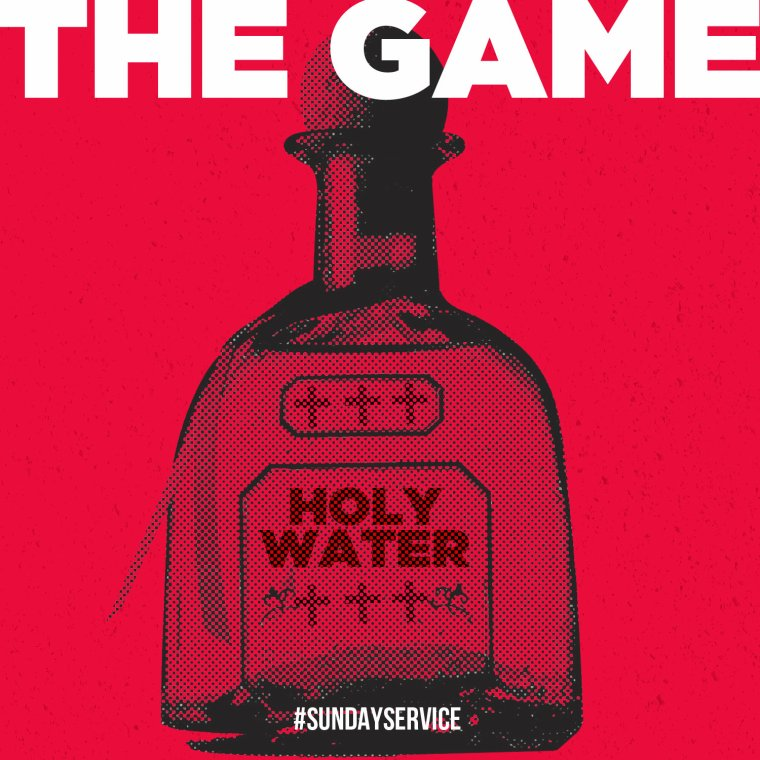 The Game - Holy Water (Prod. By Sap).