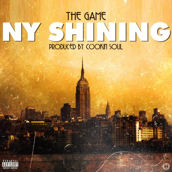 The Game - NY Shining (Prod. by Cookin Soul)