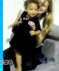 Superbe photo de Stella & Ellen le jour de ses 2 ans et qui a été diffusée au Ellen DeGeneres Show !