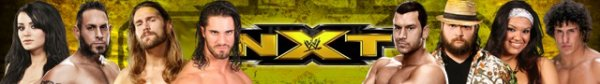 Résultats de WWE NXT du 15 aout 2012