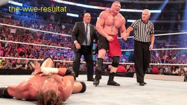 Résultats de WWE SummerSlam 2012