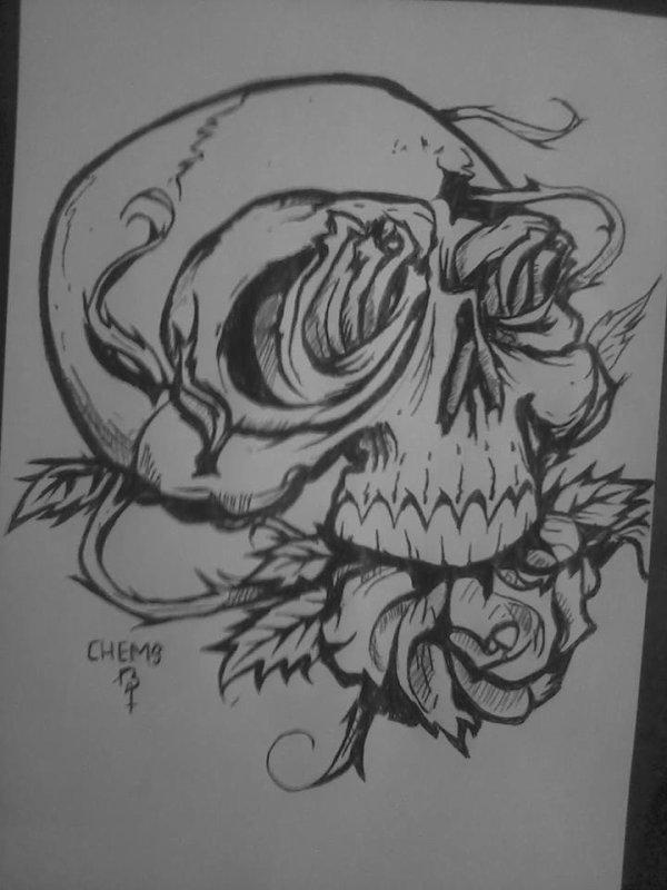 mon dernier dessine  :)