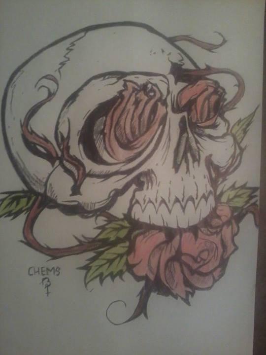 donnai votre avis sur mon dessin :)