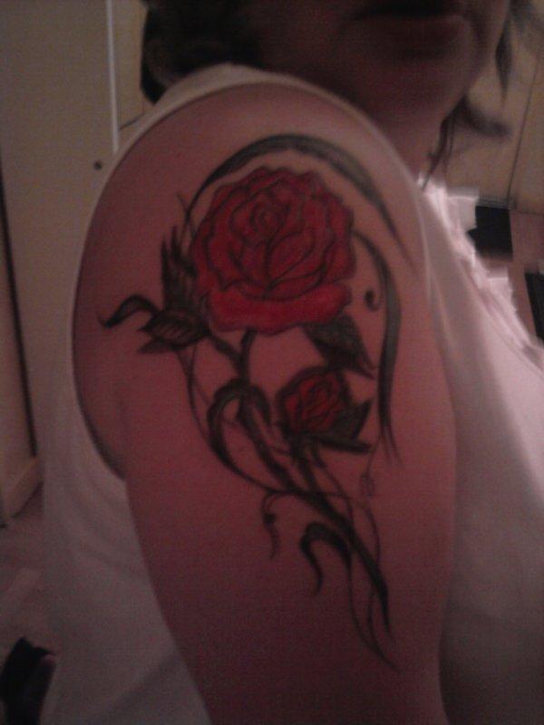 mon tattou