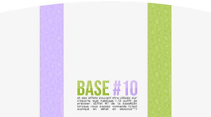 Base #10