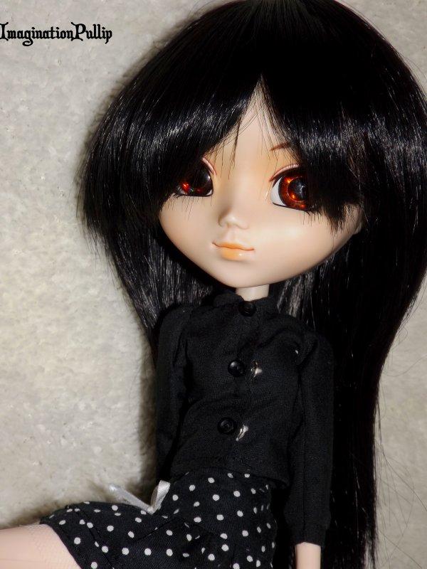 Présentation de ma deuxième doll