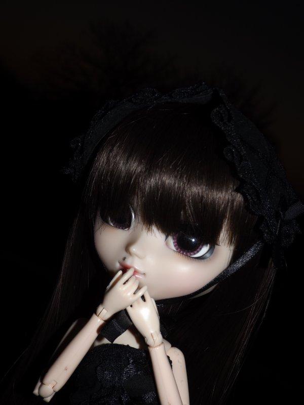 présentation de ma quatrième doll