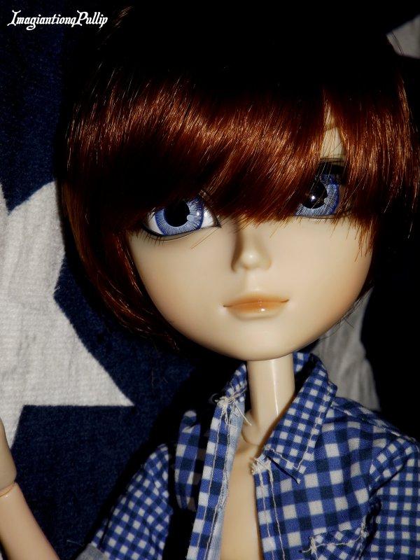 Présentation de ma sixième doll