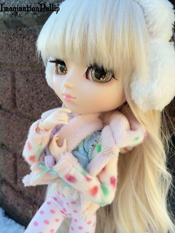 présentation de ma septième doll (cinquième pullip)