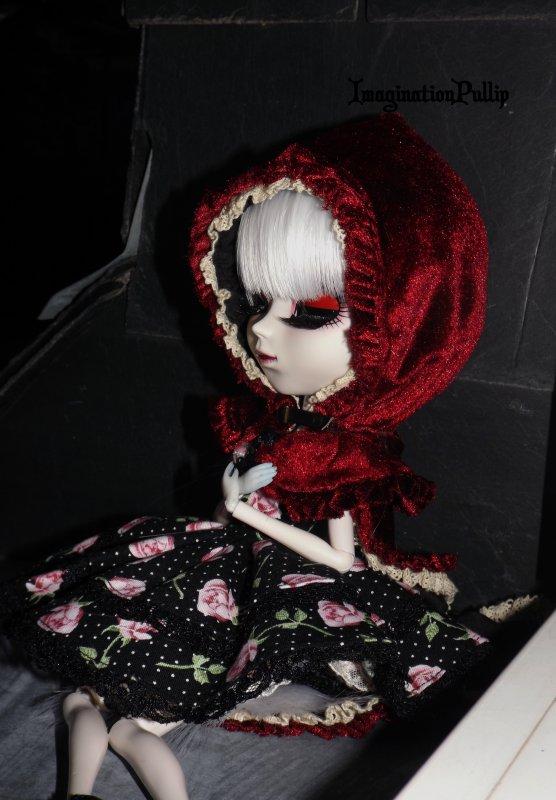 Présentation de ma huitième doll (sixième pullip)