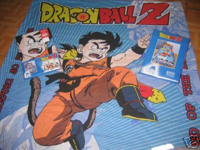 Housse De Couette Dragon Ball S Commesafran