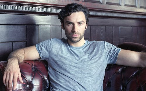 My actors, my everything : Aidan Turner