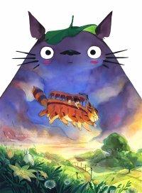 FICHE FILM : Mon voisin Totoro