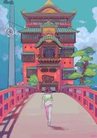 FICHE FILM : Le voyage de Chihiro