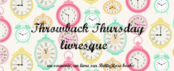 Throwback Thursday Livresque – Sous les étoiles ou le soleil