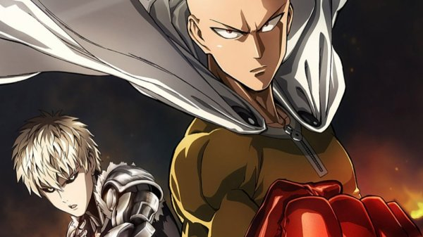 FICHE ANIME : One Punch-Man