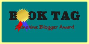 TAG : Sunshine Blogger Award