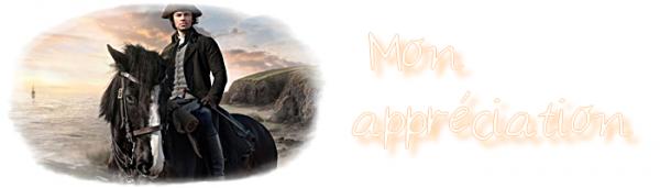 FICHE LECTURE : Poldark - Tome 1 : Les falaises de Cornouailles