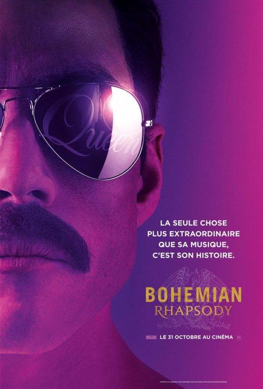 FICHE FILM : Bohemian Rhapsody