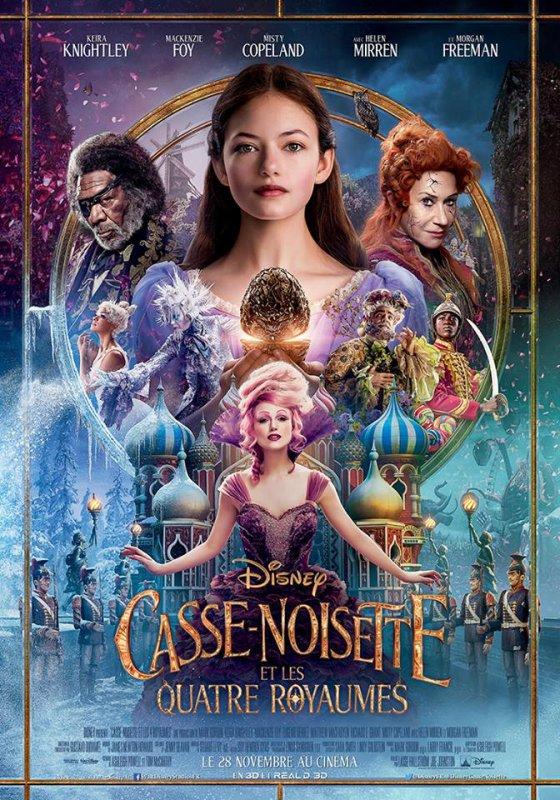 FICHE FILM : Casse-noisette et les Quatre Royaumes